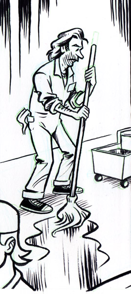 janitor-greenline