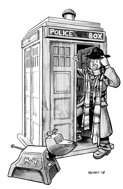 tardis coloring page - brownpaperbag more of you know who